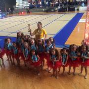«Χρυσά» τα κορίτσια της Ρυθμικής της «ΝΙΚΗΣ ΚΕΡΑΤΕΑΣ» στο «STAR GYM CONTEST 2016»