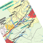Η μελέτη του Παράπλευρου Οδικού  Δικτύου (Τμήμα: Μαρκόπουλο – Λαύριο) σήμερα στο Περιφερειακό Συμβούλιο Αττικής