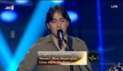 Νικητής στα Duets του Rising Star o Σωτήρης Καρυστινός από την Κερατέα με 87% (Βίντεο)