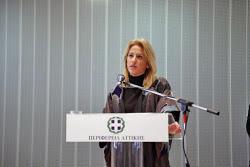 Δούρου: Eπιστολή σε 66 δημάρχους για τον ΠΕΣΔΑ